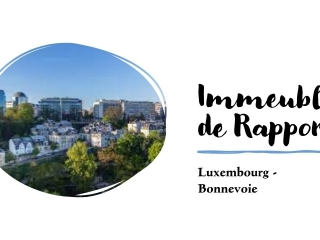 Investment building for sale in LUXEMBOURG-BONNEVOIE - 208812